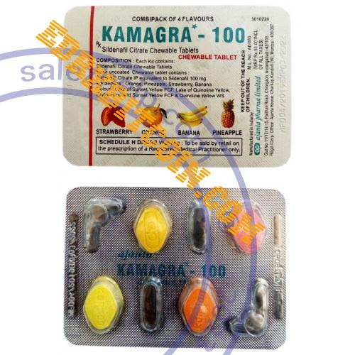 Kamagra<sup>®</sup> Soft